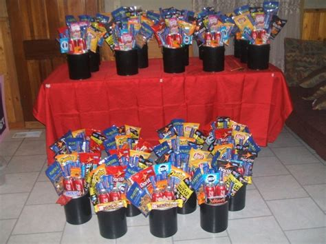great gift idea for a large group gift baskets pinterest