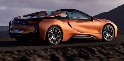 Bmw I8 Roadster Photo by 2018 Bmw I8 Roadster Unveiled Alongside Coupe Update Photos