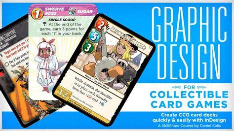 graphic design  collectible card games daniel solis