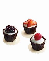 Berry Chocolate Dessert Cups