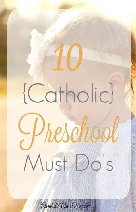10 must do s in your catholic preschool children 829 | 5847dfaedc6aadbdb62b11cab86a2129