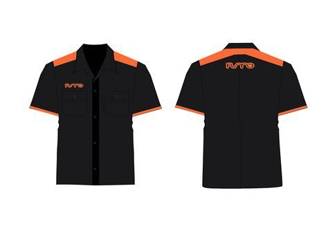 kemeja polos warna orange sribu desain seragam kantor baju kaos desain kemeja dan j