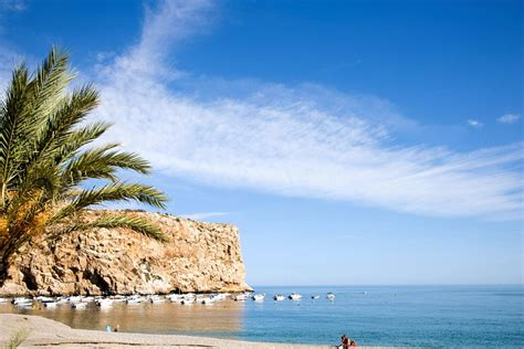 beaches andalucia beach spain calahonda motril granada turismo patronato provincial courtesy