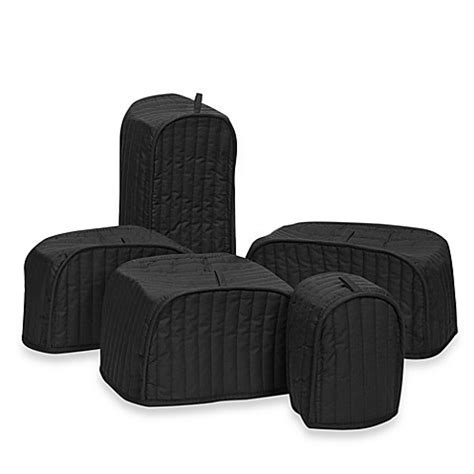 Mydrap Appliance Covers in Black   Bed Bath & Beyond