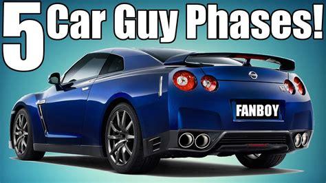 5 Car Enthusiast Phases We Go Through!