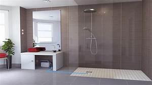 Installation D Une Cabine De Douche : douche italienne 28 mod les et conseils installation ~ Premium-room.com Idées de Décoration