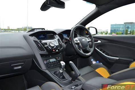 ford focus st interior forcegtcom