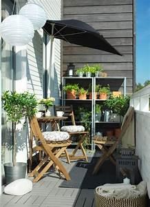 Table Balcon Ikea : petit balcon pour cultiver ses plantes s rie askholmen le balcon ikea pinterest petits ~ Preciouscoupons.com Idées de Décoration