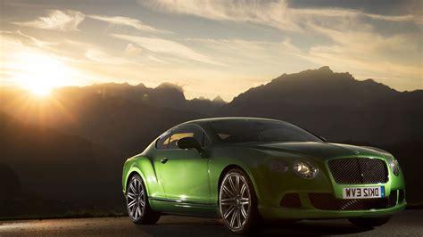 2013 Bentley Continental Gt Speed 2 Wallpaper