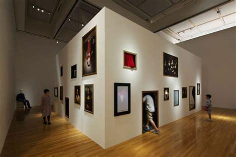 modern galleries haunted house una galer 237 a de arte encantada para ni 241 os