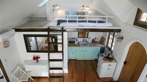 tumbleweed homes interior tiny home energy efficient split loft bedrooms small
