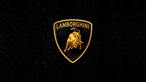 wallpaper lamborghini logo  automotive cars