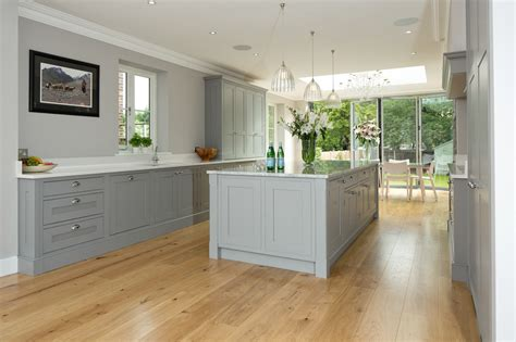 Kitchen Island With Drawers - maple gray traditional grey white shaker kitchen