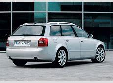 Audi A4 Avant 2001 2004 Photos Parkers