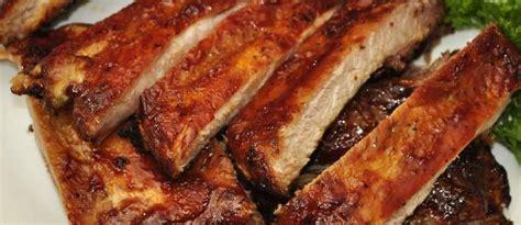 cuisiner le porc recettes de ribs idées de recettes à base de ribs