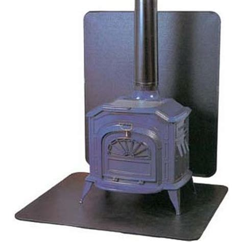 Wood Stove Floor Protection Requirements by Wood Coal Stove Accessories Stove Board Hearth Ext