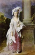 A project about creating an 18th century dress | Georgiana ...