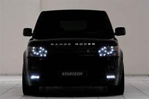 2010 Range Rover Sport Gets Startech Treatment