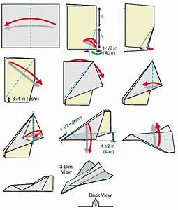 Space Shuttle Paper Airplane