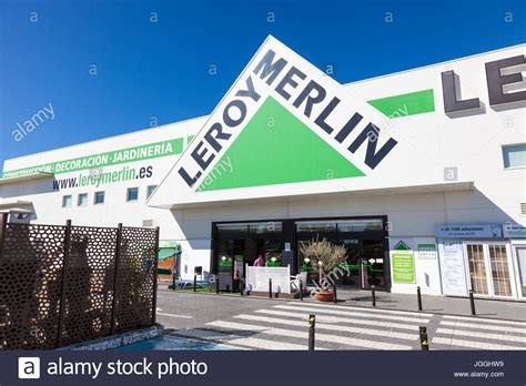 Leroy Merlin Stock Photos & Leroy Merlin Stock Images