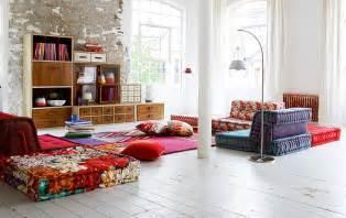 Mah Jong Modular Sofa Roche Bobois by Casual Chic Living Room Decor Rustic Storage Colorful