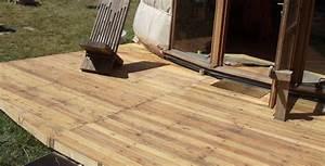 Terrasse Avec Palette : terrasse en palette david mercereau ~ Melissatoandfro.com Idées de Décoration