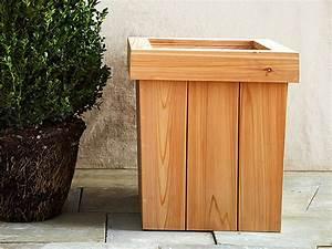 How to DIY a Planter Box - How to Build a Wooden Garden