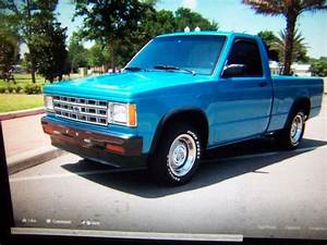 1987 Chevy S-10 For Sale