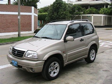 Suzuki Grand Vitara Picture by 2004 Suzuki Grand Vitara Cabrio Pictures Information