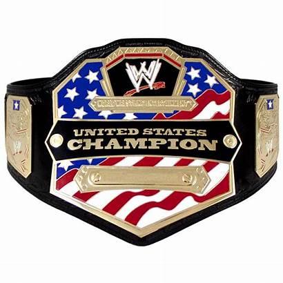 Wwe Belt States United Championship Belts Wrestling