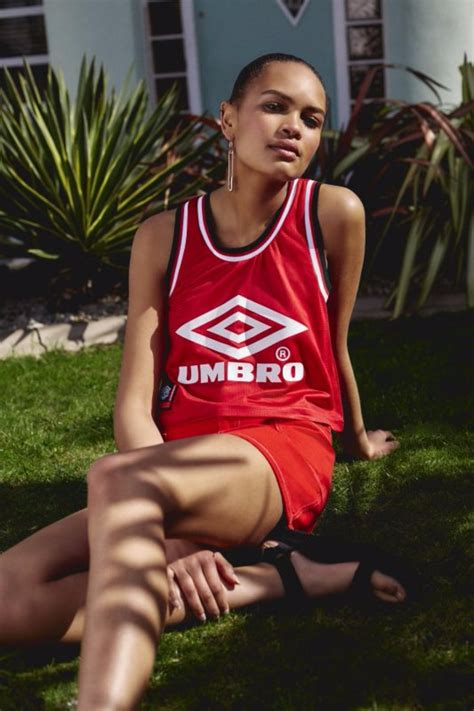 Umbro Channels Effortless Cool With Womenu0026#39;s Urban Outfitters Collaboration