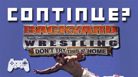 Backyard Wrestling (ps2)