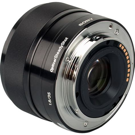 Sony E 35mm F 1 8 Oss Lens 42nd photo sony sel35f18 35mm sony sigma