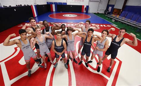Pictures: 2017 Wrestling Media Day - Orlando Sentinel