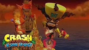 Nuevo Gameplay De Crash Bandicoot N Sane Trilogy