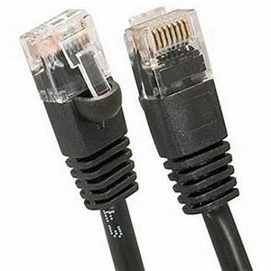 Ethernet Internet Lan Cat5 Network Cable 32ft