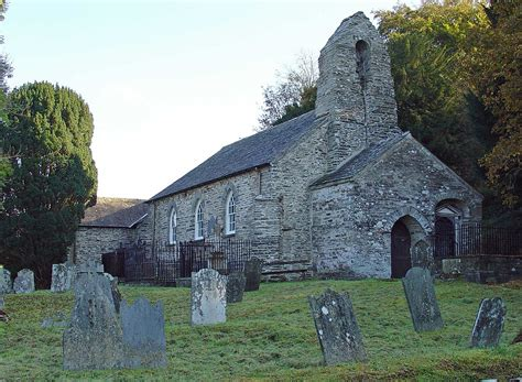 Manordeifi Old Church