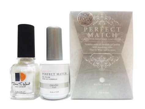 Lechat Perfect Match Gel Polish & Nail Lacquer Chi-chi
