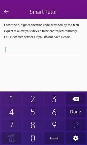 app smart tutor released by samsung for tizen smartphones