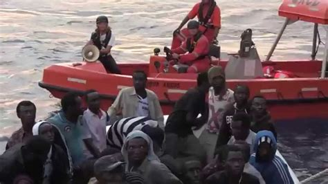 Msf Refugee Boat by Refugee Crisis 800 People Rescued By Msf Search