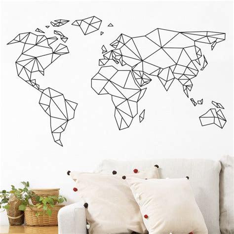 carte du monde murale les 25 meilleures id 233 es de la cat 233 gorie mappemonde sur carte du monde paroi de