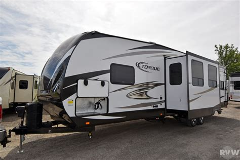 heartland rv torque xlt  toy hauler travel trailer  real rvwholesalers