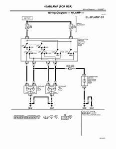 Nissan Xterra Headlight Wiring Diagram