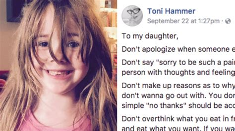 Mom Makes List Of 'donts For Her Daughter Thats