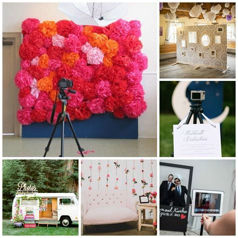 props ideas wedding photobooth fun perfect details