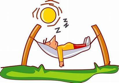 Labor Clipart Weekend Hammock Teacher Happy Sleeping
