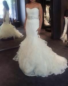 Vera wang lillian fall 2013 weddingbee for Vera wang lillian wedding dress
