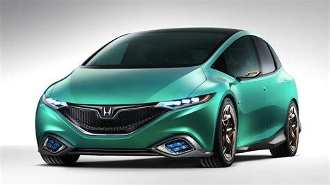 New Concept Honda Car HD Wallpaper - 9to5 Car Wallpapers