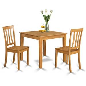 oxford 3 piece dining set wayfair