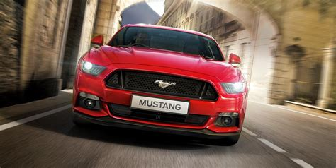 Cars Official Website by Ford Launches Iconic Car Mustang In India At Rs 65